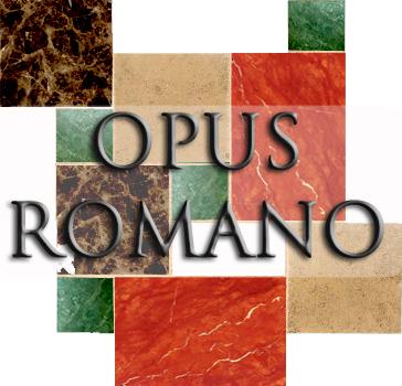 Foto OPUS ROMANO XXI