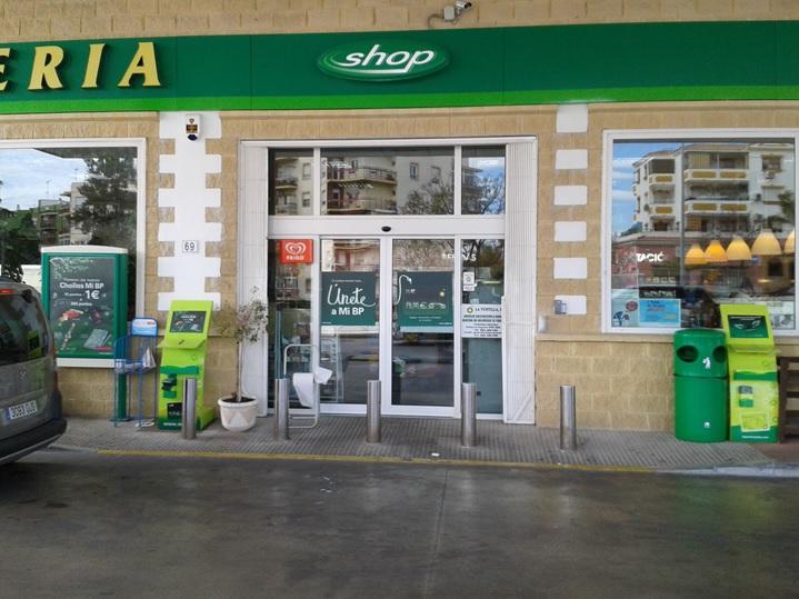 BP GAS STATION LA PEÑITA